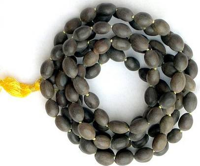 KAMAL GUTTA (LOTUS SEED) MALA (108 BEADS)