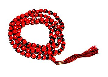Red Gunja Ratti Mala 100% Original