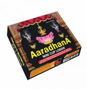 Aradhana real cup sambrani 1 BOX = 12 PCS