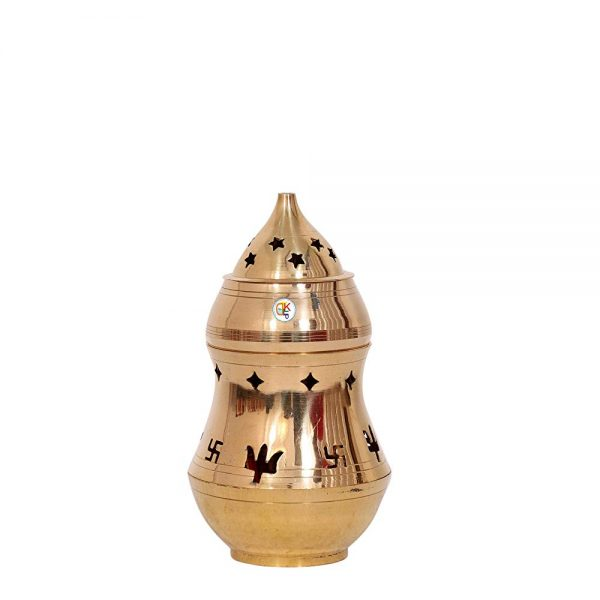 Kapoor Lamp Camphor Lamp Brass By Timeshopee