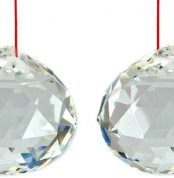 Crystal Ball Wall Hanging By Timeshopee