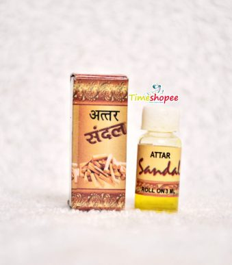 Attar Sandal Alcohol Free Attar For Men Long Lasting By Timeshopee