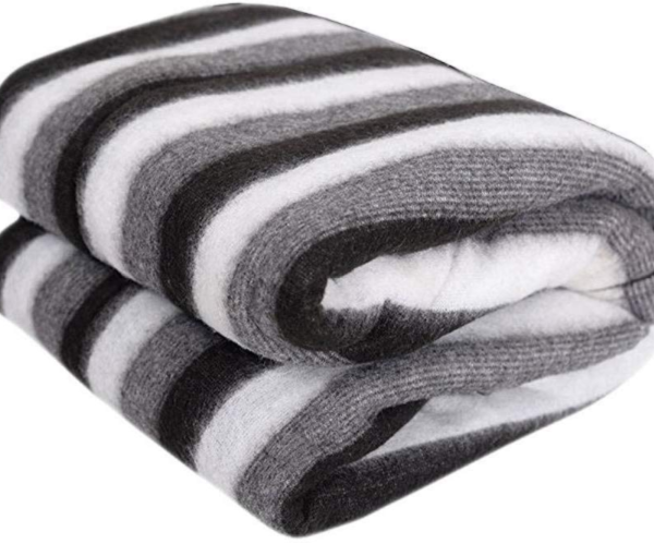 Blanket Black And White For Lalkitab Remidies By Timeshopee