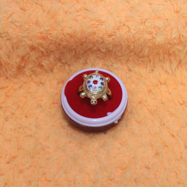 Tortoise Ring Kachua Ring By Timeshopee