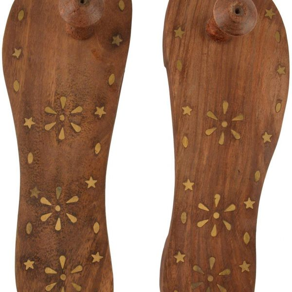 Wooden Khadau Pooja By Timeshopee