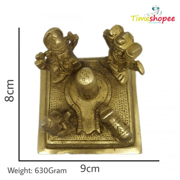 Brass Shiv Parivar Idol