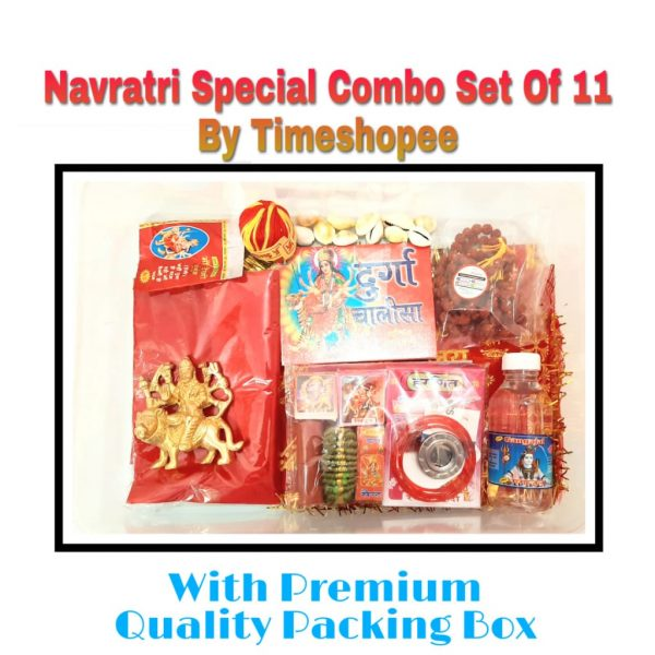 Navratri Special Combo Set Of 11
