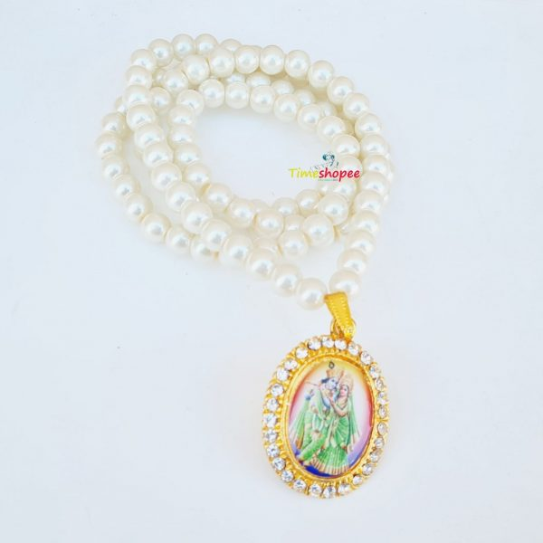 Moti Mala With Locket, Original Mala